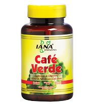 Café Verde – Frasco com 60 cápsulas(500gr)