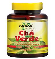 Chá Verde – Frasco com 120 cápsulas(500gr)