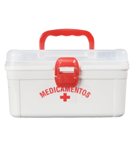 Kit de Primeiros Socorros médio