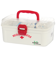 Kit de Primeiros Socorros Grande
