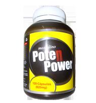 Poten Power Masculino - 120 Cápsulas