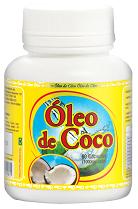 Óleo de Côco 60 caps